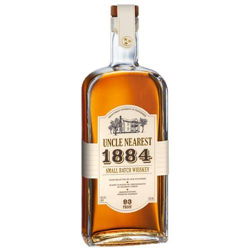 Uncle Nearest 1884 Small Batch Whiskey - 750ml