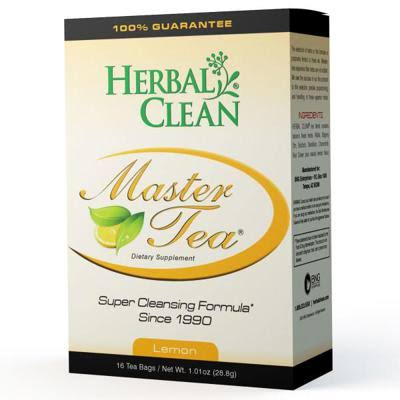Master Tea BNG Enterprises Tea Bag - Honey Lemon, 16ct