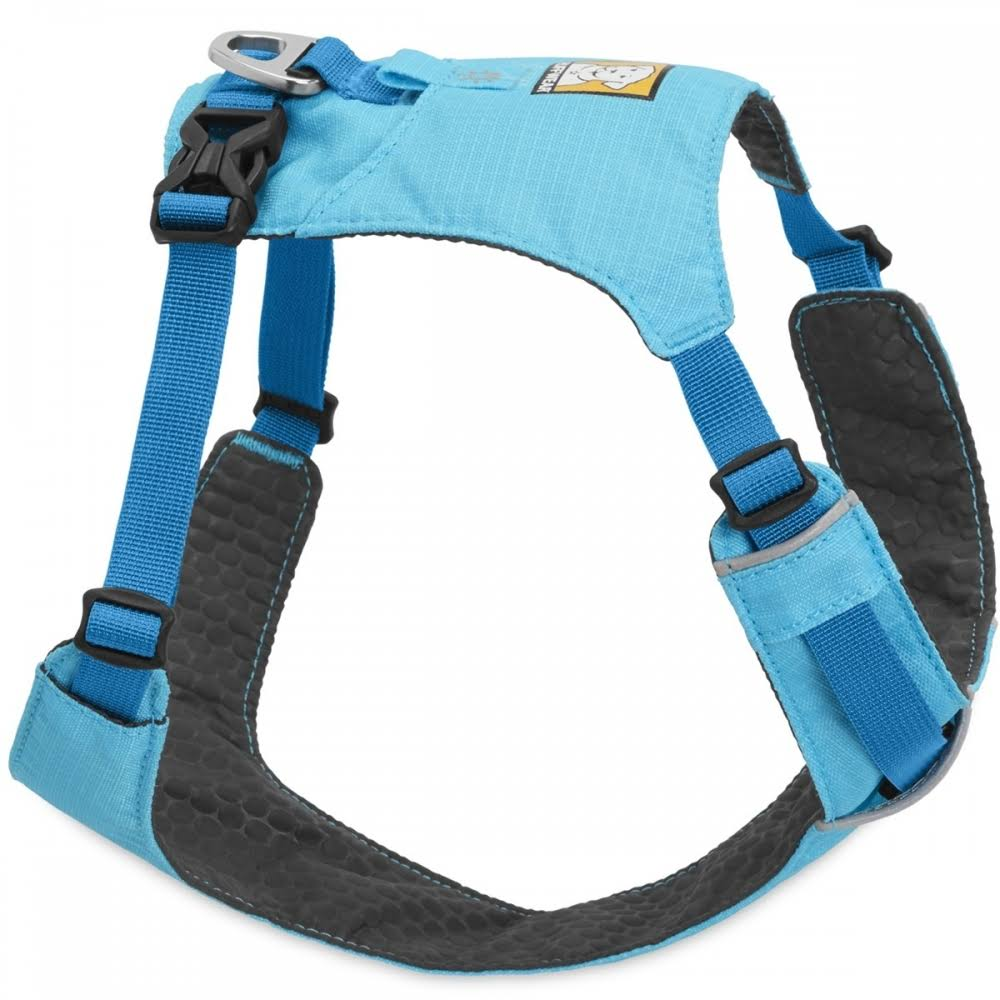 Ruffwear Dog Hi & Light Harness Blue Atoll Small