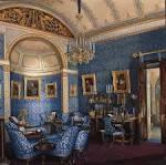 Empire Design In The Interior   Interior Design and Decorating Ideas - Designin An Interior With Blue
