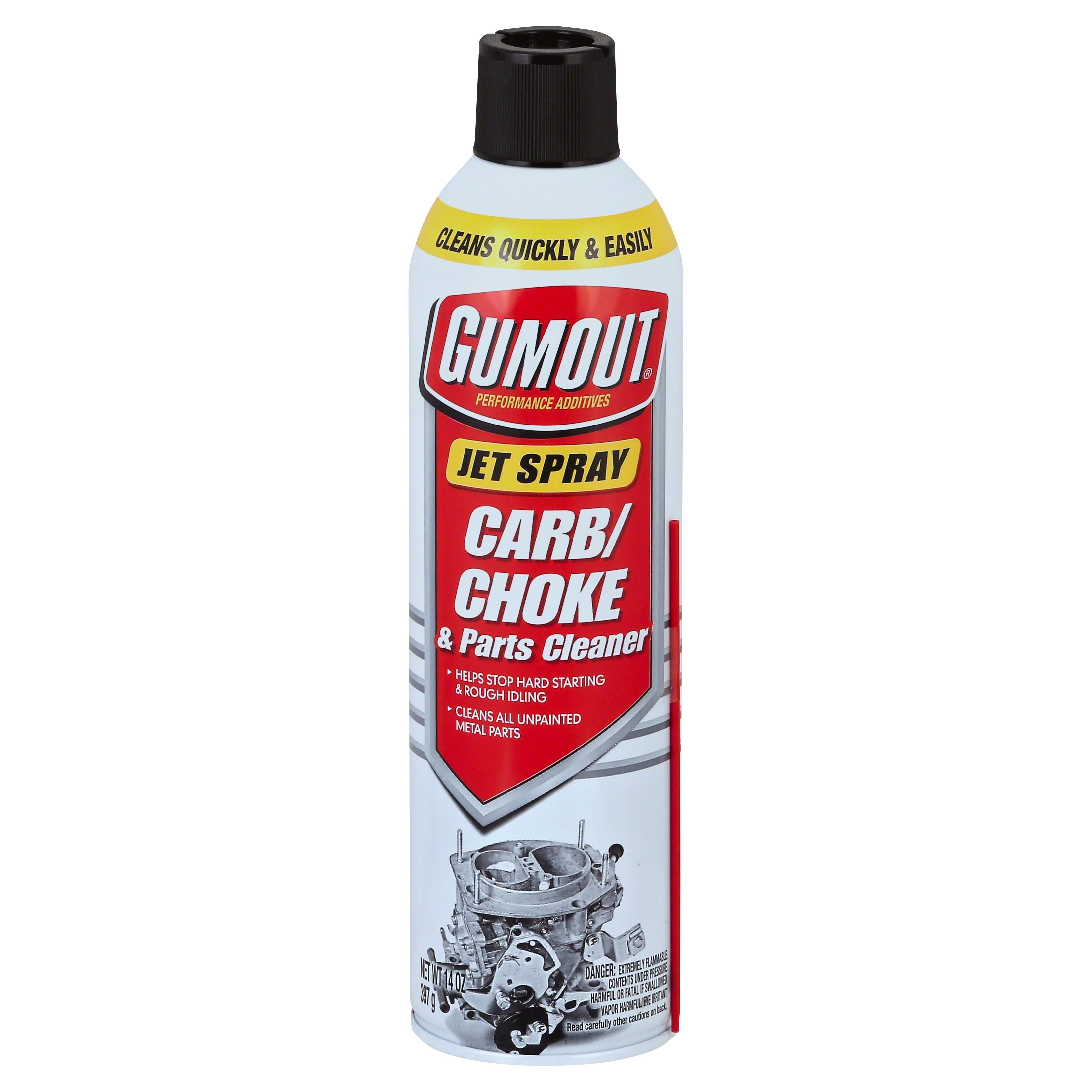 Itw Global Brands Jet Spray Carb and Choke Cleaner - 16oz