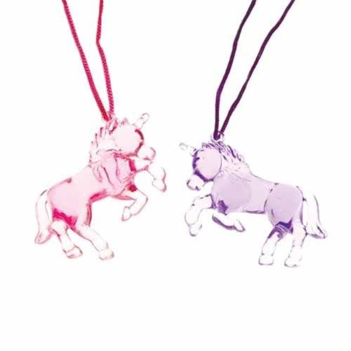 U.S. Toy JA743 Unicorn Necklace