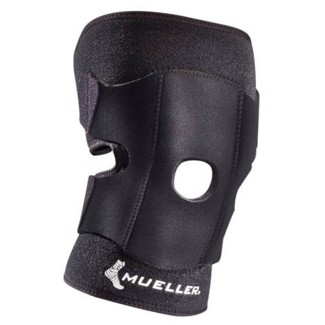 Mueller Wrist Brace - with Splint, Black, One Size