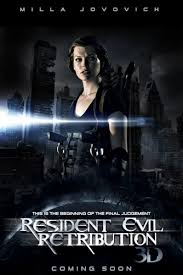 Resident Evil: Retribution-Resident Evil: Retribution