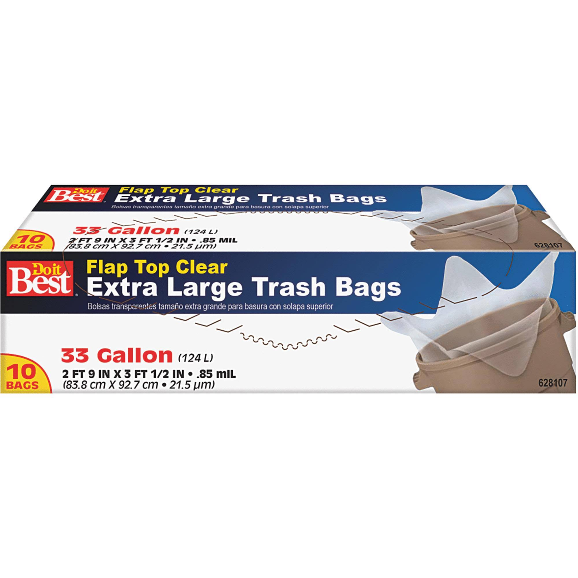 Do It Best Extra Large Trash Bag - 628107