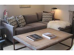 Bobs Living Room Table by Martin Sectional In Plymouth Grey By Mitchell Gold And Bob