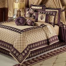 Lavender And Grey Bedding by Royal Empire Comforter Bedding