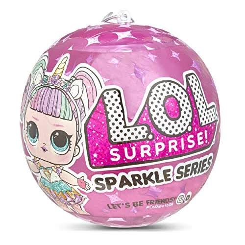 LOL Surprise Dolls Sparkle Series Assorted