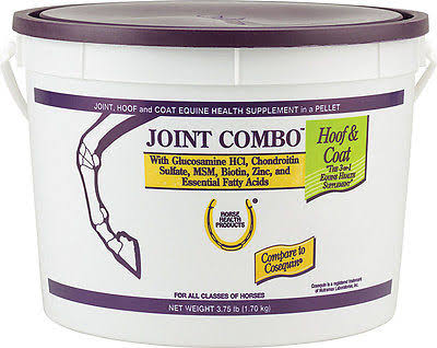 Farnam Joint Combo Hoof & Coat Horse Joint Supplement - 3.75lbs