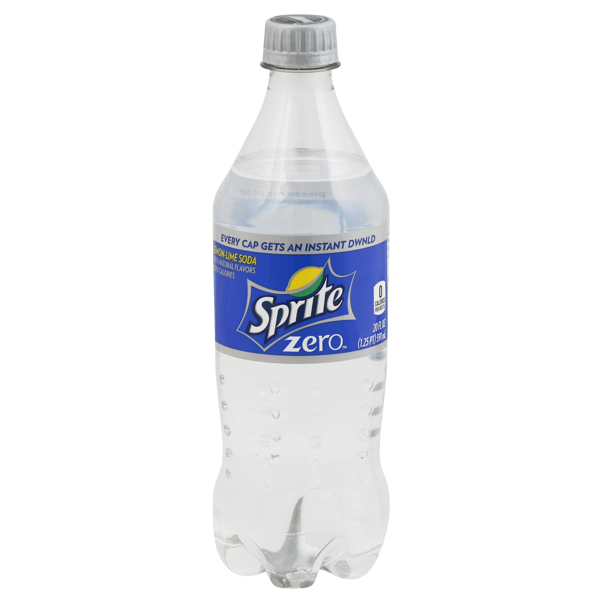 Sprite Zero Soda - Lemon Lime