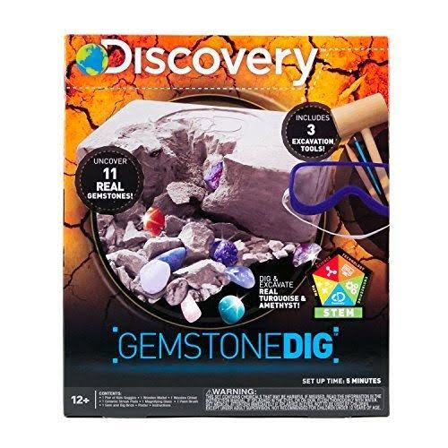Discovery Kids Gemstone Dig by Horizon Group USA