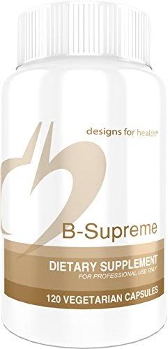 Designs for Health B-Supreme Dietary Supplement - x120