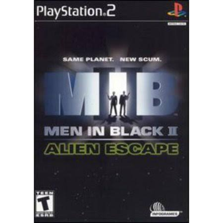 Men in Black II: Alien Escape - Playstation 2