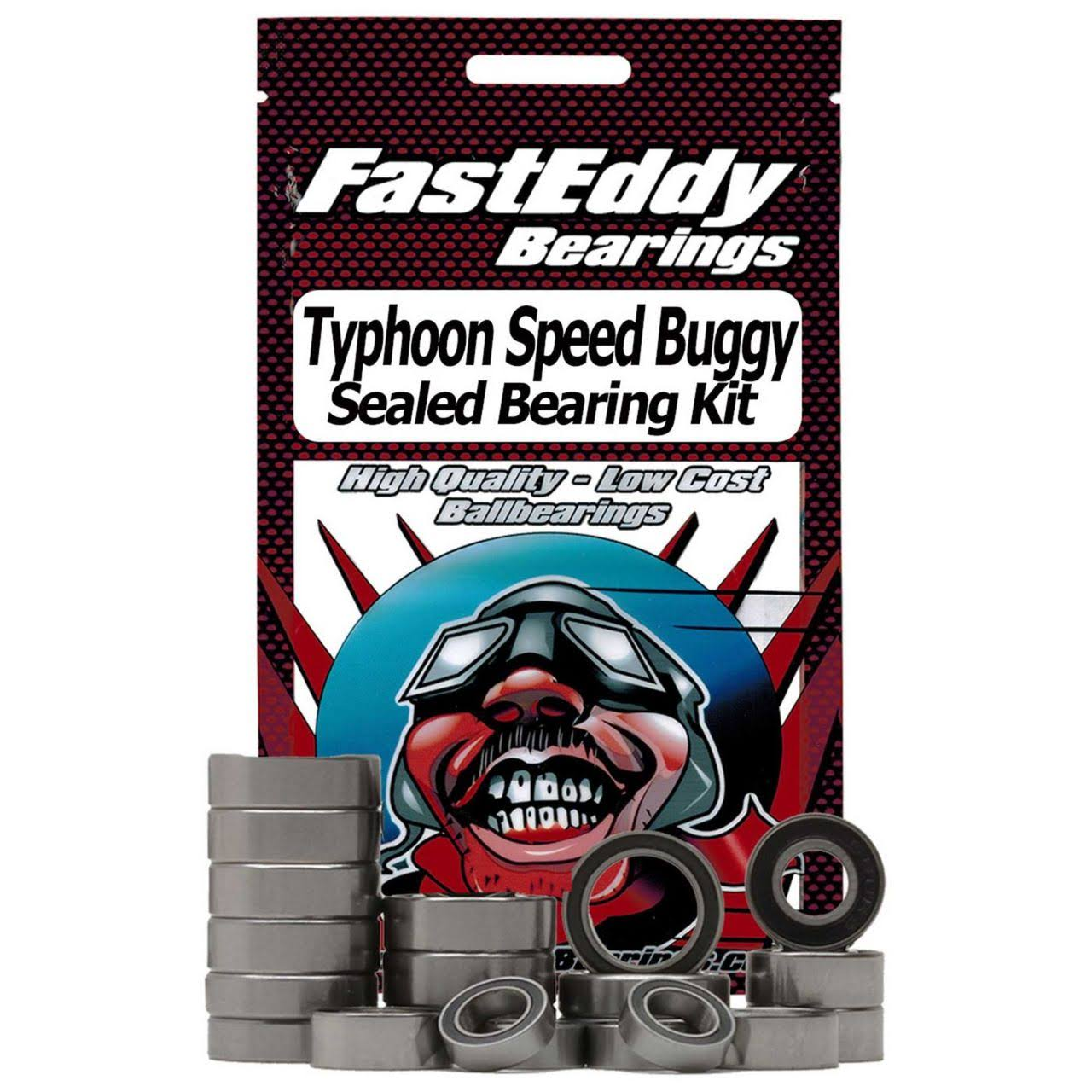 FastEddy TFE1373 Arrma Typhon Speed Buggy Sealed Bearing Kit