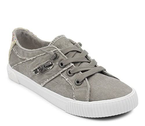 Blowfish Women's Fruit Sneakers - Wolf Gray, Size 8