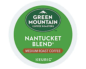 Green Mountain Nantucket Blend Coffee K-Cups - x24
