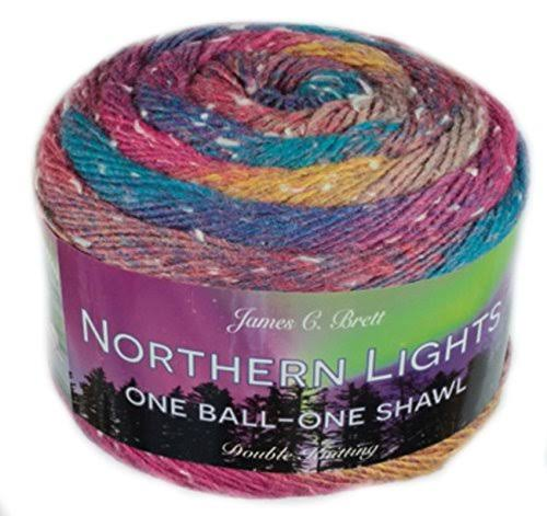 James C. Brett Northern Lights DK