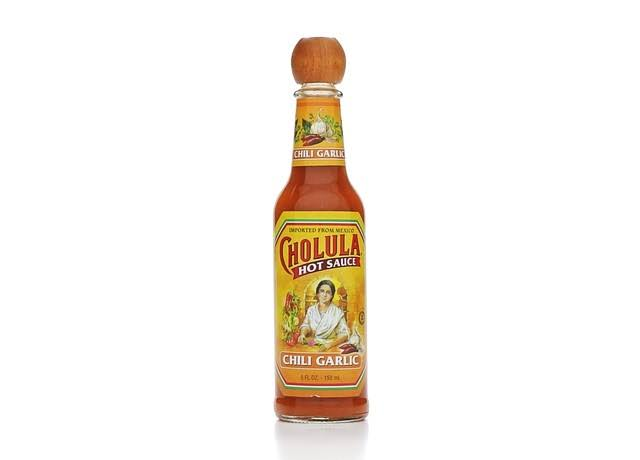 Cholula Hot Sauce, Chili Garlic - 5 fl oz
