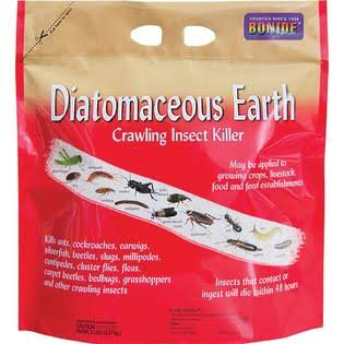 Bonide Diatomaceous Earth Crawling Insect Killer - 5lb