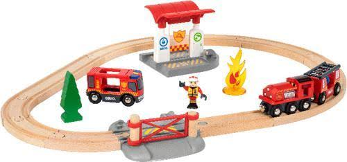 Brio 33815 Firefighter Set