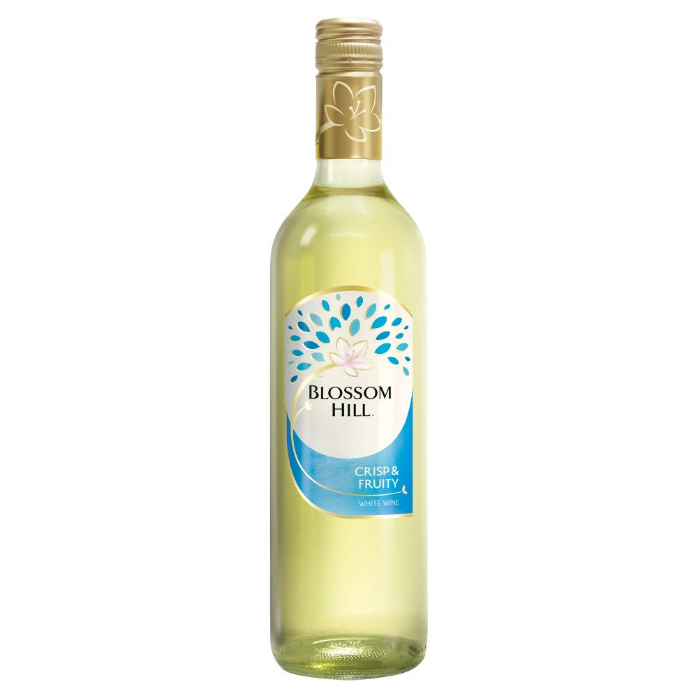Blossom Hill Crisp and Fruity White Wine - California, USA