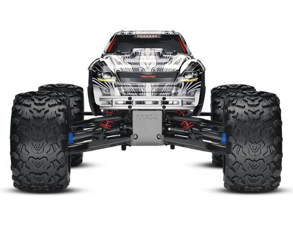 Traxxas T-Maxx 3.3 4WD RTR Nitro Monster Truck Model Kit