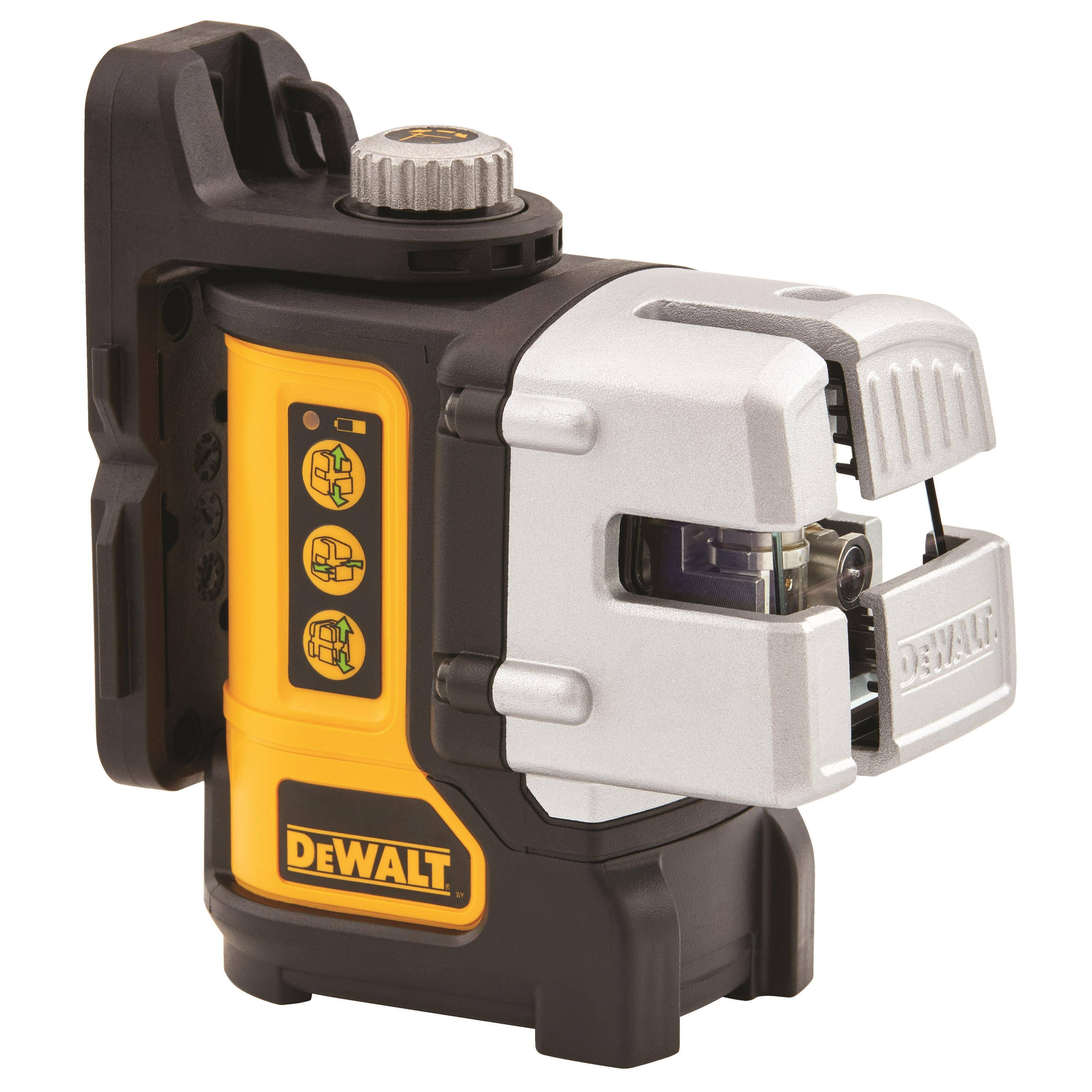 DeWalt DW089CG 3 Line Green Laser Level