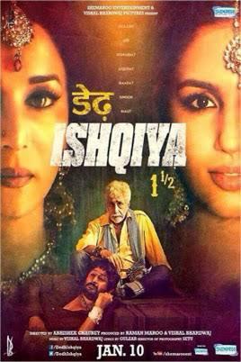 Dedh Ishqiya Hindi Movie Download BluRay 2014