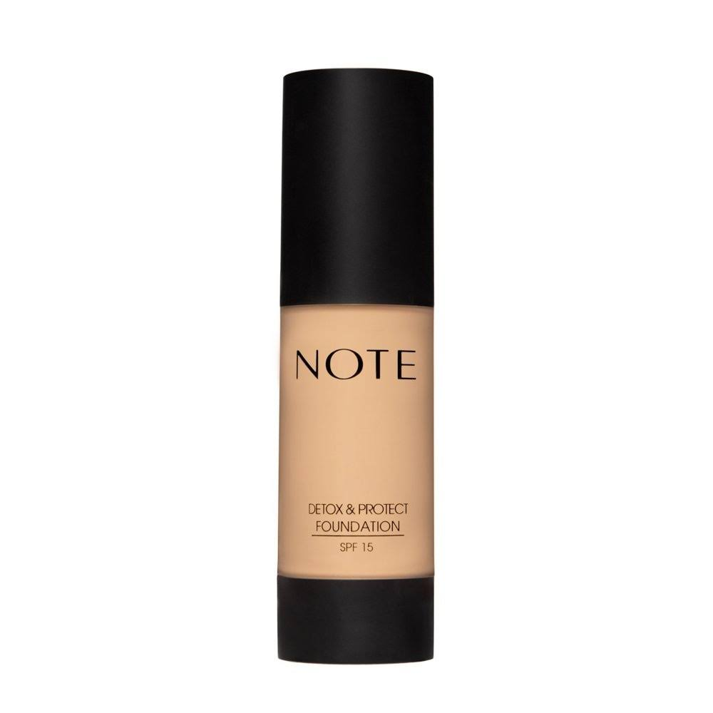 Note Detox & Protect Foundation - Beige 03