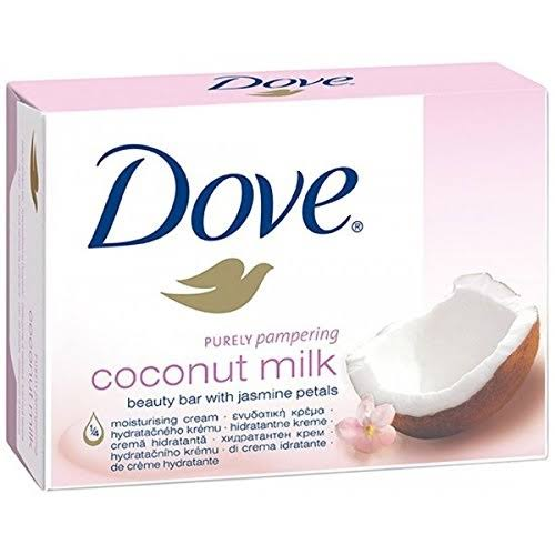 Dove Purely Pampering Soap - Coconut Milk, 135g