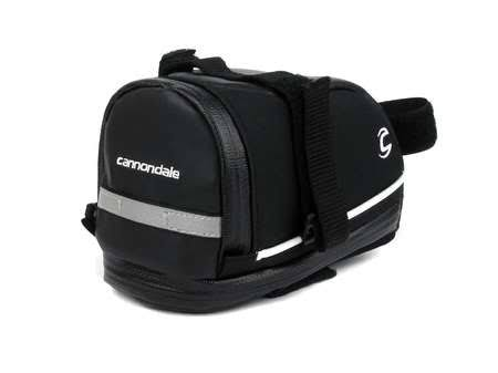 Cannondale Speedster Bicycle Seat Bag - Black, Small