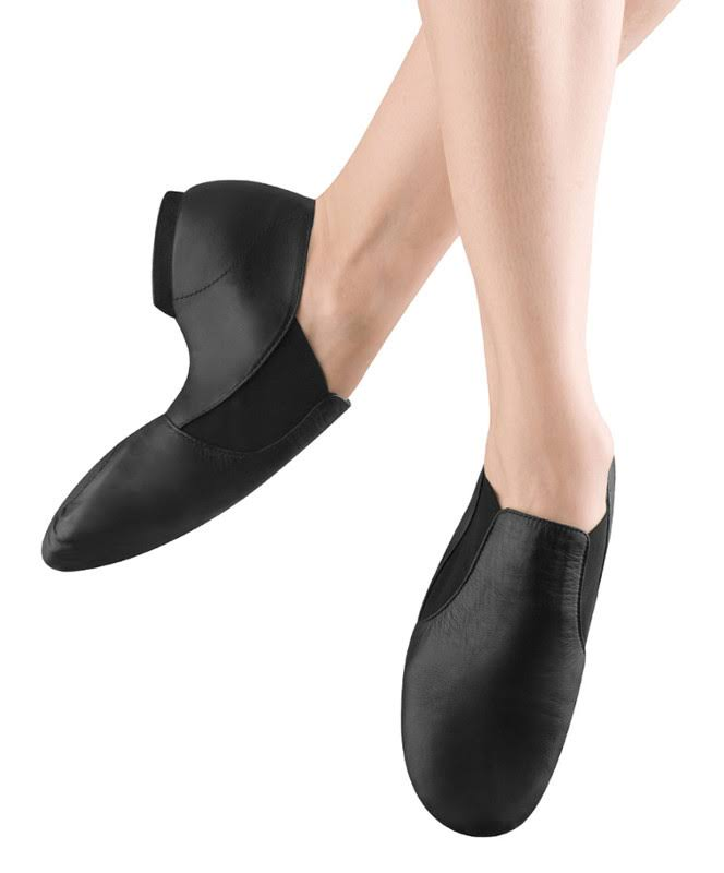 Bloch Adult Elasta Bootie Jazz Shoe