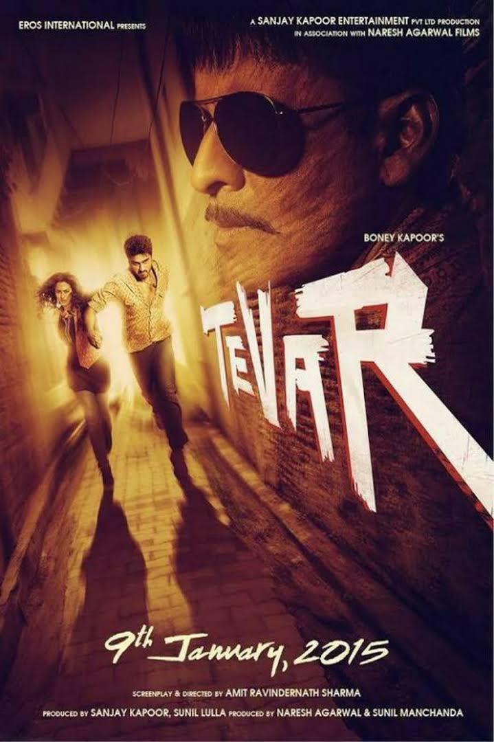 Tevar 2015 DVDRip Full Movie Download Hindi 720p