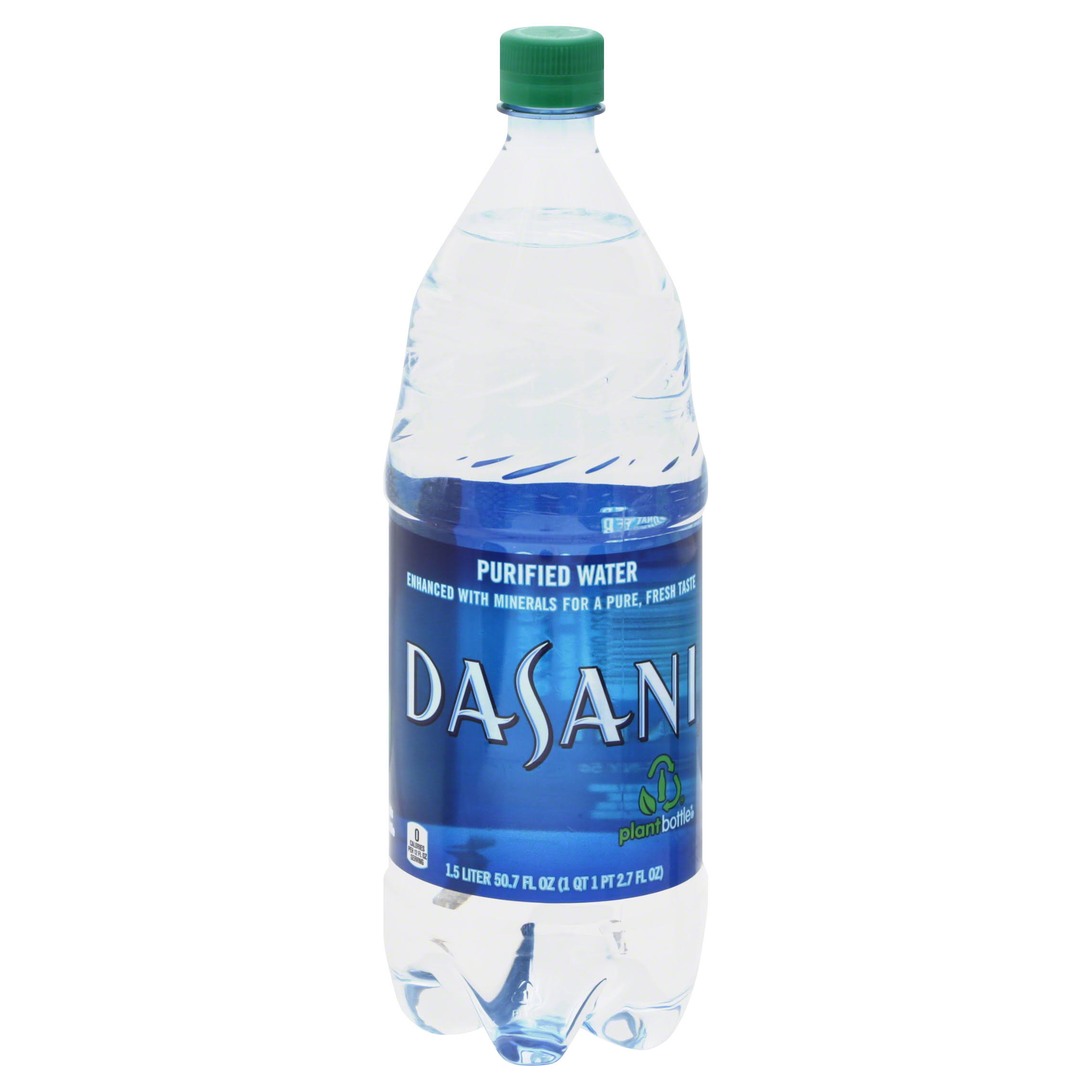 Dasani Purified Water - 1.5L