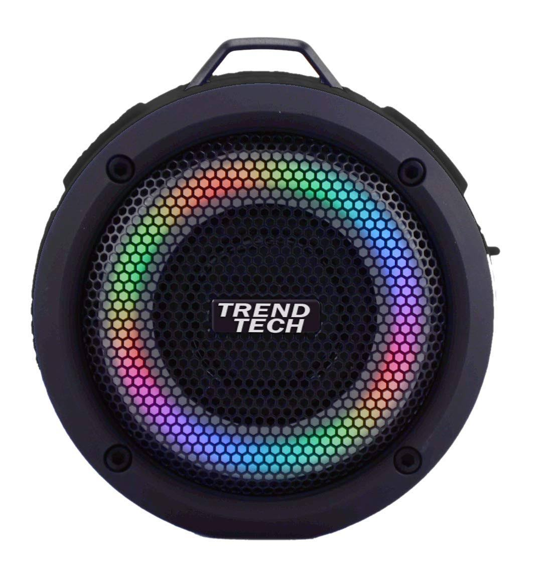 Dorm Blaster Super Sound Waterproof LED Speaker - Light Up, All Weather Bluetooth Speaker