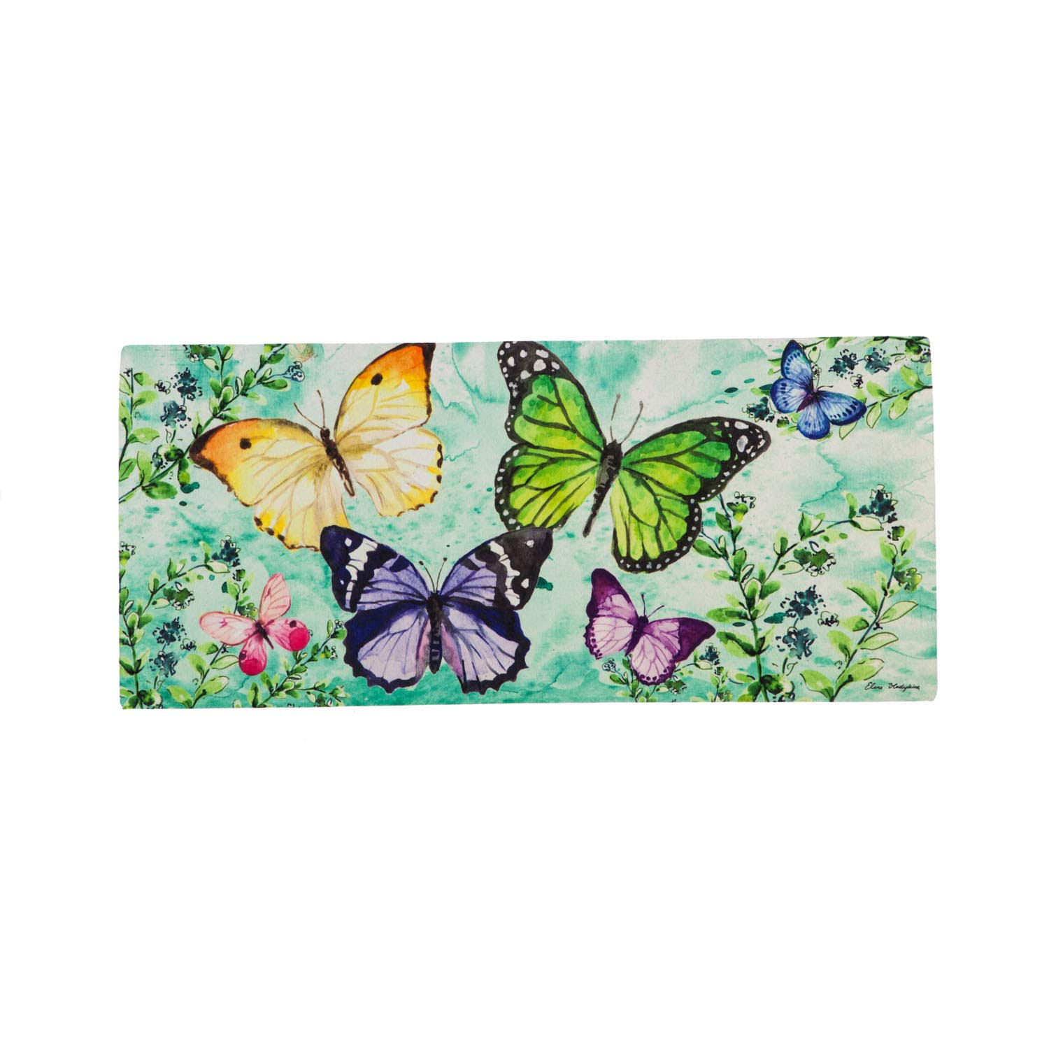 Evergreen Sassafras Switch Mats Butterfly Friends
