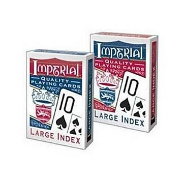 Patch Products Imperial Playing Cards - Large Index