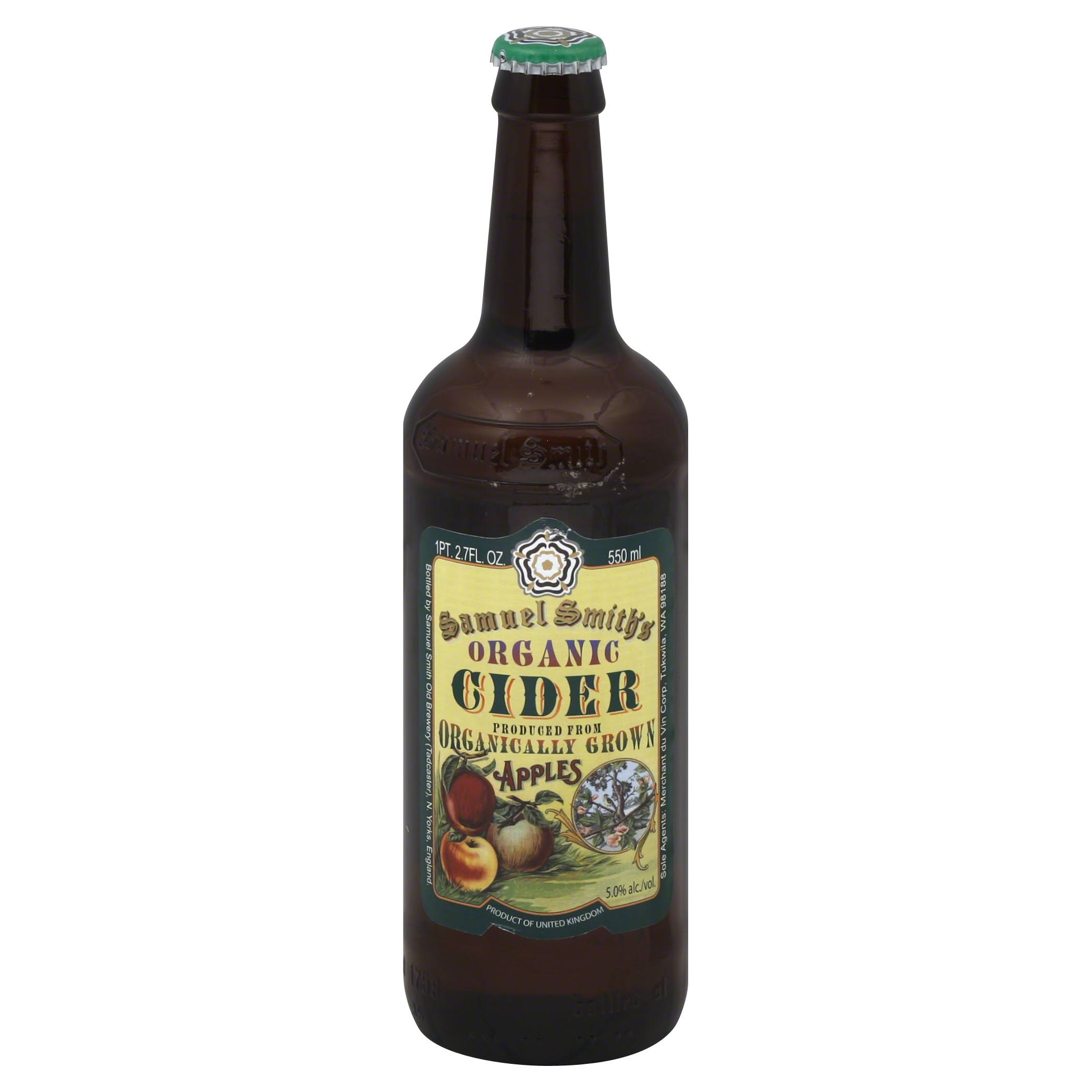 Samuel Smith's Organic Cider - 16oz