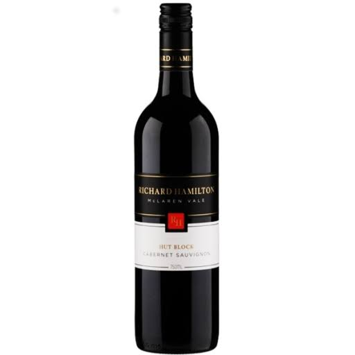 Richard Hamilton Hut Block Cabernet Sauvignon 2013 Wine 75 CL