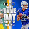 Packers vs Colts