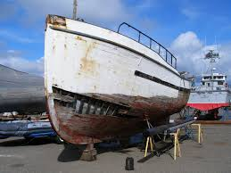 Deadliest Catch Boat Sinks Crew by For Repair And Restoration Or For Good Here Out Of The