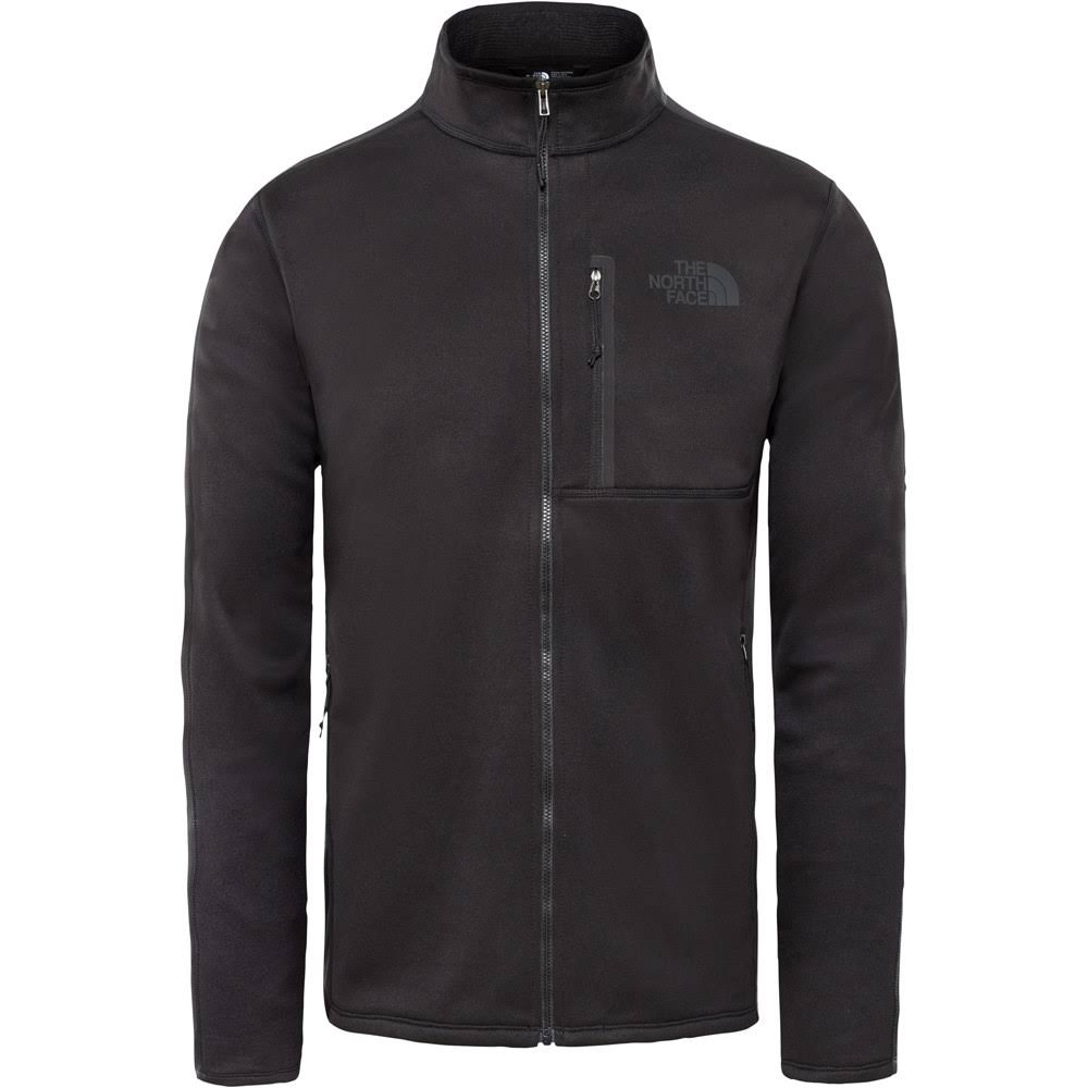 The North Face Canyonlands Full-Zip Jacket Men TNF Black