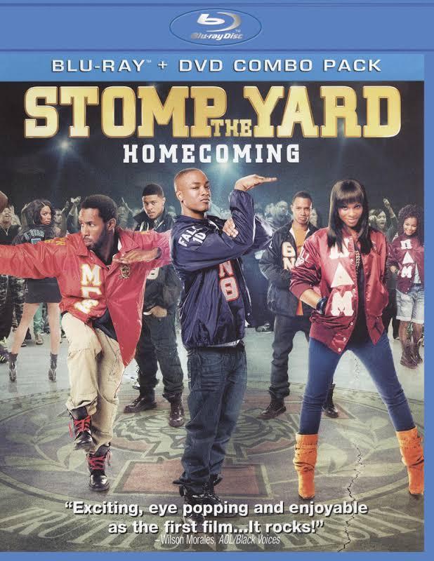 Stomp the Yard 2: Homecoming - BLU-RAY