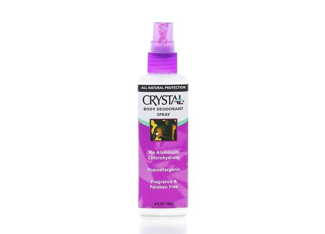 Crystal Body Deodorant Spray - 4oz