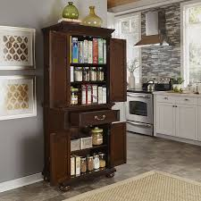 Free Standing Kitchen Cabinets Amazon by Amazon Com Home Styles Colonial Classic Pantry Cabinet Kitchen