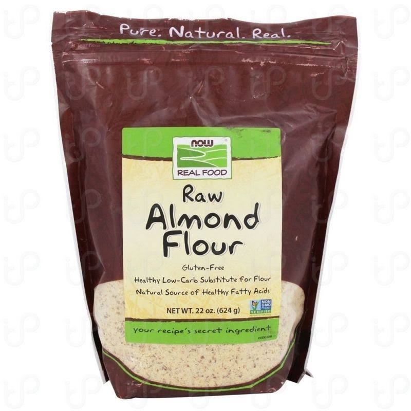 Now Real Food Raw Almond Flour - 22oz