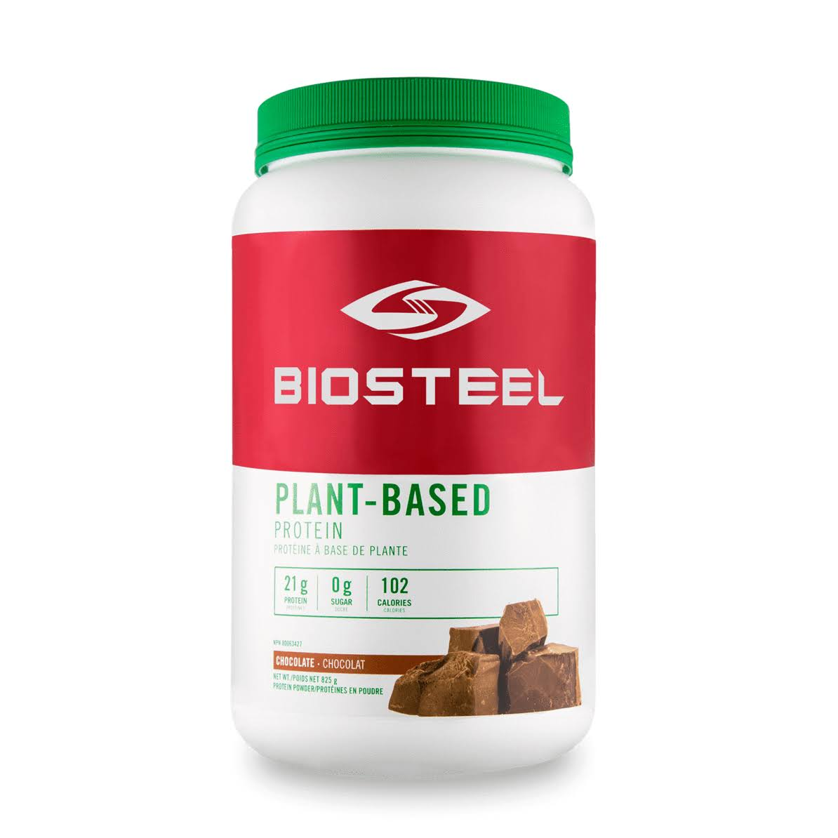 Biosteel-CA Plant-Based Protein / Chocolate Chocolate / 825G