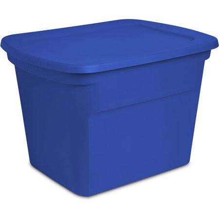 Sterilite Storage Box - Set of 6, 18gal
