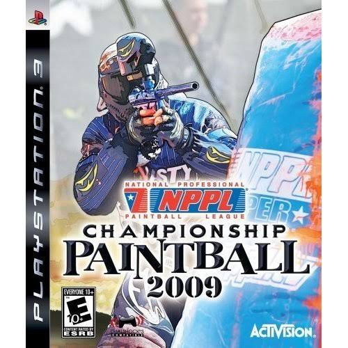 NPPL Championship Paintball 2009 - PlayStation 3