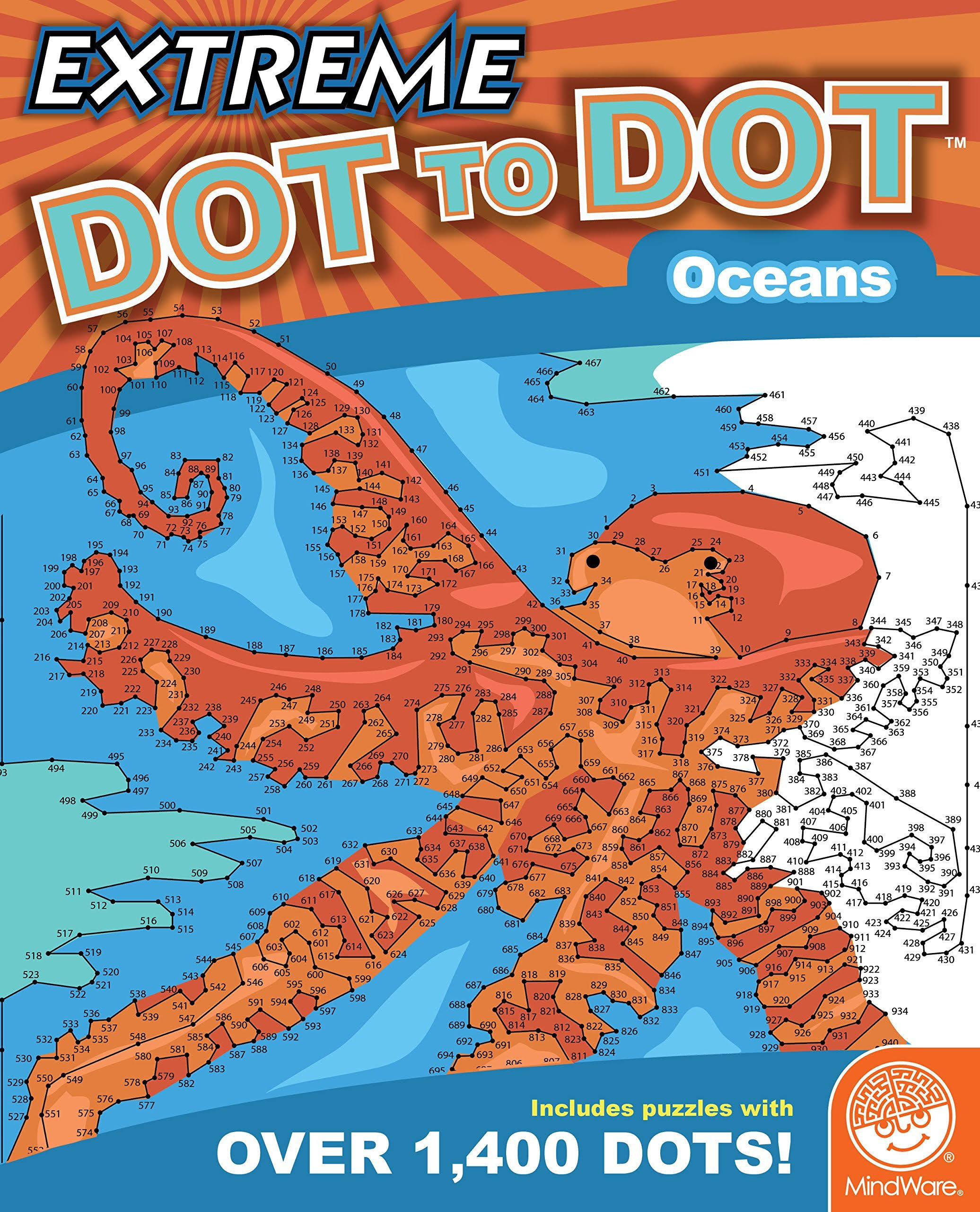 MindWare Extreme Dot to Dot (Oceans)